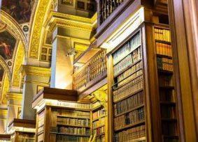 Сценарий ко дню библиотек для школы