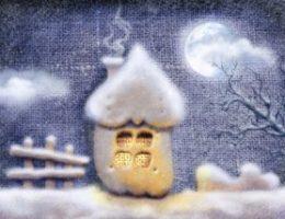 стихи на зимние темы для детей