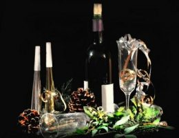 Практические советы по украшению новогоднего стола для праздника