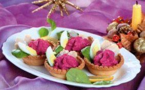 Новогодние закуски с фото - рецепты