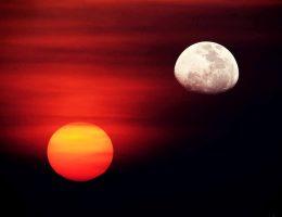 Солнечные и лунные затмения в 2020 году их влияние